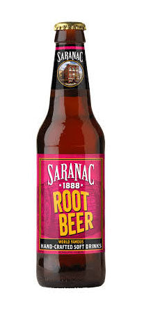 Saranac Root Beer 12 oz. Bottle