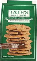 Tate's Bake Shop Chocolate Chip Cookies 7 oz.