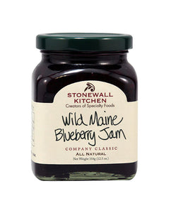 Stonewall Kitchen Wild Maine Blueberry Jam 12.5 oz.