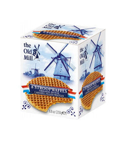 the Old Mill Stroop Waffels 8.8 oz.