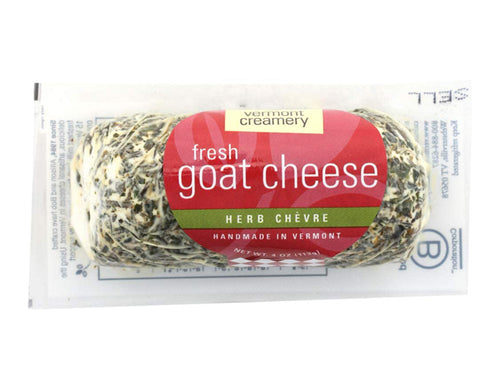 VERMONT GOAT HERB CHEESE LOG