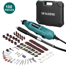 Load image into Gallery viewer, Electrical Rotary Tool Kit, 100 Accessories