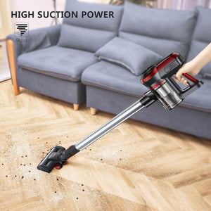 High Suction of BEAUDENS Broom Vacuum Cleaner