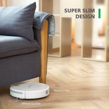 Load image into Gallery viewer, height of BEAUDENS KK290 vacuum robot