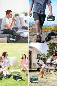 BEAUDENS 240wh portable power station