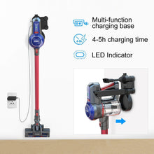 Load image into Gallery viewer, Charging way of BEAUDENS B6 Broom Vacuum Cleaner