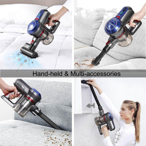 Hand- held of BEAUDENS B6 Broom Vacuum Cleaner