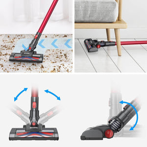 BEAUDENS B6 Broom Vacuum Cleaner