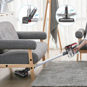 BEAUDENS Broom Vacuum Cleaner easy to use