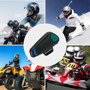 Bluetooth Intercom for Motorcycles
