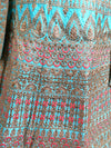 Turquoise Indian lehenga wedding/partywear