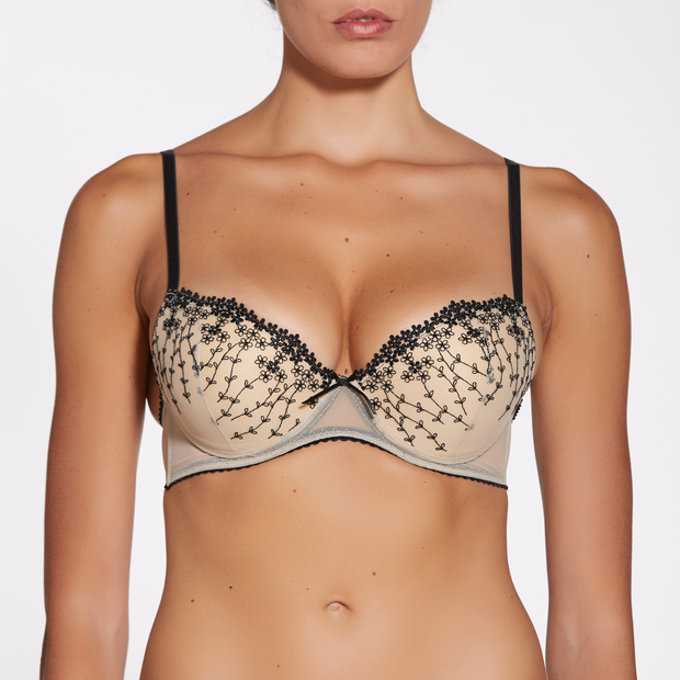 Reggiseno push-up Iberis Black