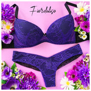 Reggiseno push-up Fiordaliso