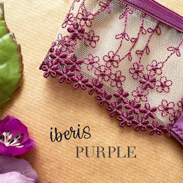 Slip Iberis Purple