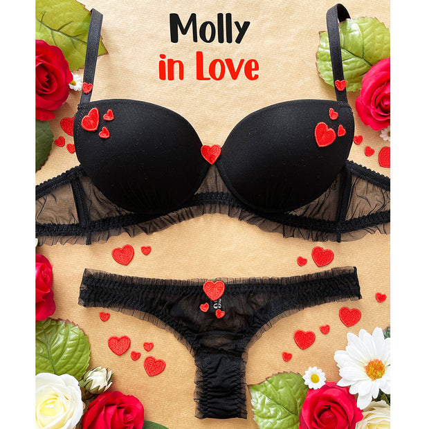 Reggiseno push-up Molly In Love
