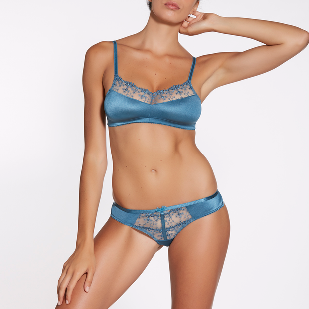 Bralette Iberis Sea