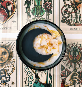 The Moon Candle - Tarot Collection