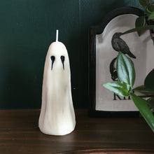 Load image into Gallery viewer, Goth Ghost Candle