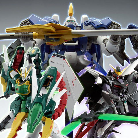 MG New Mobile Report Gundam Wing Series Expansion Set (Glory of Losers) [ETA July- September 2021]