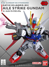 Load image into Gallery viewer, SD EX-Standard Aile Strike Gundam