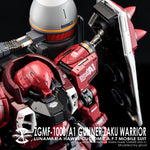 G-reworks MG Gunner Zaku Warrior Water Decal