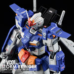G- reworks MG Stormbringer Water Decal