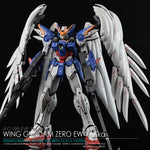 G- rework Wing Zero Custom Ver Ka. Water Decals