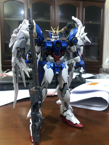 HiRM Wing Zero Custom Model (D)