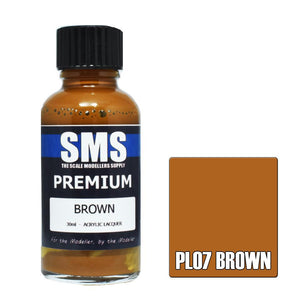 SMS Premium Brown 30ml