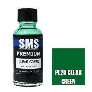 SMS Clear Green 30ml