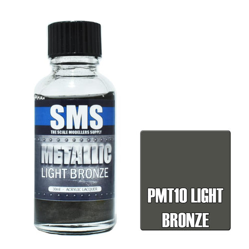SMS Metallic Light Bronze 30ml