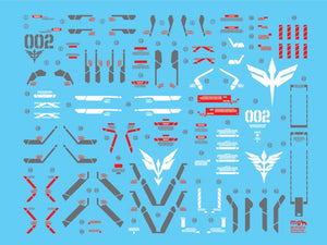 Delpi MG Sinanju Stein  [ Ver.NT ] Water Decal