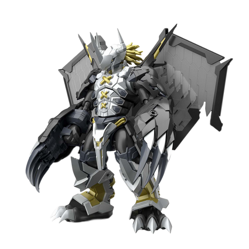 Figure-Rise Black Wargreymon (Amplified)