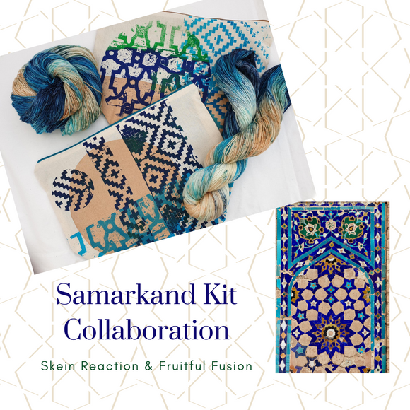 Samarkand Kit Collaboration Pre-Order
