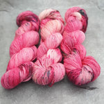 Load image into Gallery viewer, Carnation. Merino Nylon 4-ply/fingering
