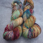 Load image into Gallery viewer, Deep Sea. Merino Bamboo Silk