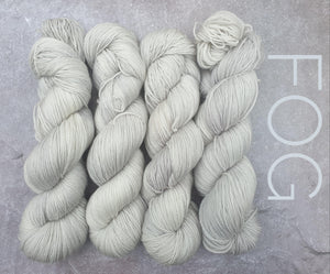 PRE-ORDER All Together Sweater Kit. 100% Merino 4-ply/fingering