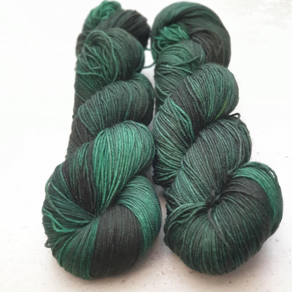 Forest. Merino Nylon 4-ply/fingering