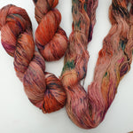 Load image into Gallery viewer, Golden Hour. Merino Nylon High Twist 4-ply/fingering