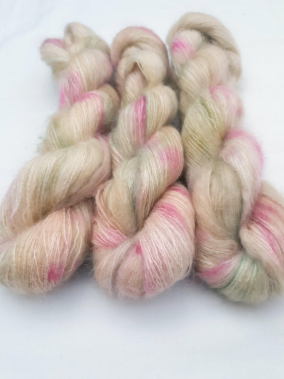 Ice Cream. Mohair Silk.