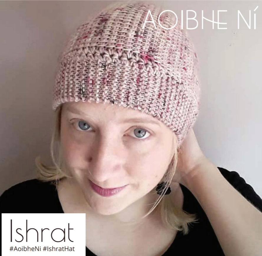 Ishrat Hat Pattern by Aoibhe Ni