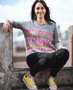 Load image into Gallery viewer, PRE-ORDER All Together Sweater Kit. 100% Merino 4-ply/fingering