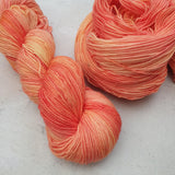 Mango. Merino Nylon High Twist 4-ply/fingering