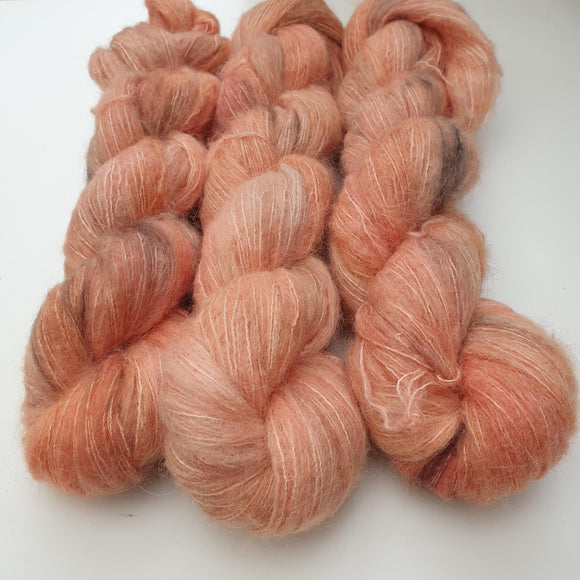 Mango OOAK. Suri Silk Cloud lace