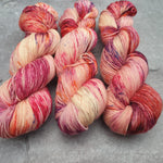 Load image into Gallery viewer, Peachy Keen 2. Merino Nylon 4-ply/fingering