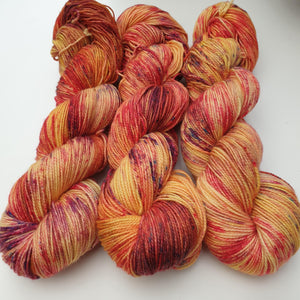 Sorbet. Merino Nylon High Twist 4-ply/fingering