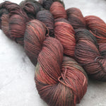 Load image into Gallery viewer, Spiced. Merino Nylon 4-ply/fingering