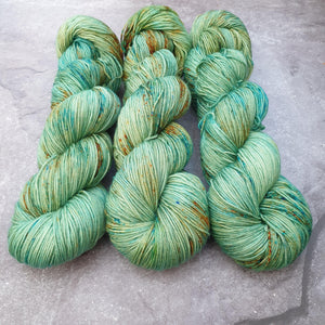 Under Water. Merino 4-ply/fingering