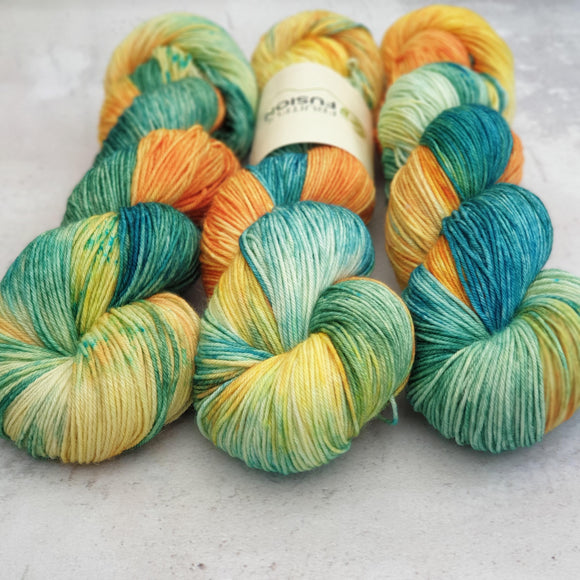 Wanderlust Yarn Club (ready to ship - February 2021