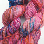 Load image into Gallery viewer, Stir Crazy Pink. Merino Aran